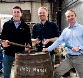 Portmagee Whiskey Team Stuart McNamara James Murphy John Murphy