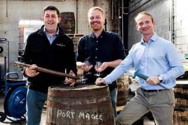 The Portmagee Whiskey Team