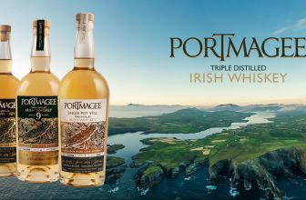 Portmagee Whiskey. The spirit of the Sea