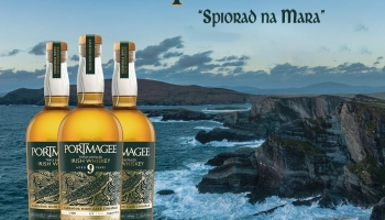 Creating Portmagee 9 Year Old Irish Whiskey